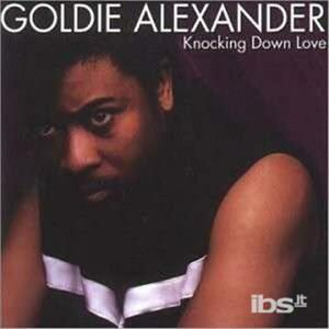 Knocking Down Love - CD Audio di Goldie Alexander