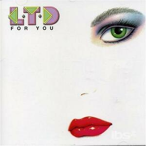 For You - CD Audio di L.T.D.