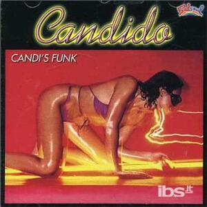 Candi's Funk - CD Audio di Candido