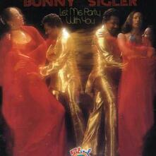 Let Me Party with You - CD Audio di Bunny Singler