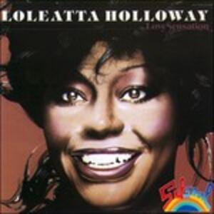 Love Sensation - CD Audio di Loleatta Holloway