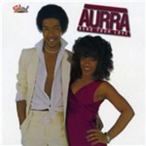 Send Your Love - CD Audio di Aurra