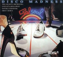 Disco Madness - CD Audio