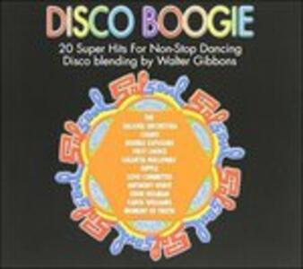Disco Boogie - CD Audio