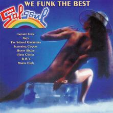 We Funk the Beat - CD Audio