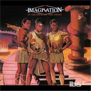 In the Heat of the Night - CD Audio di Imagination