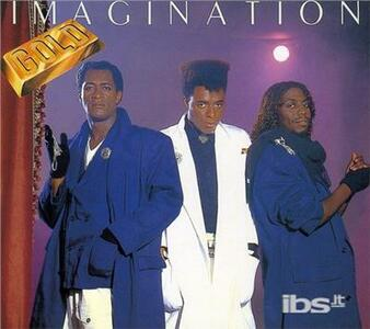 Gold - CD Audio di Imagination