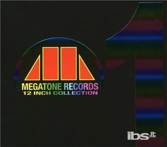 "Megatone 12"" Collection 1 - CD Audio"