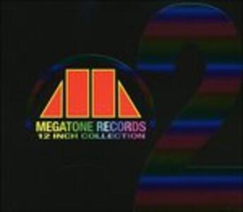 "Megatone 12"" Collection 2 - CD Audio"