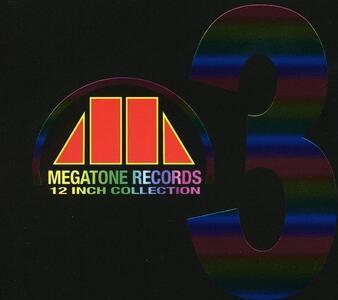 "Megatone 12"" Collection 3 - CD Audio"