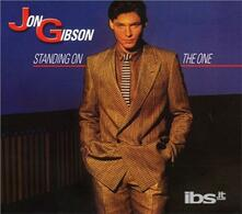 Standing on the Line - CD Audio di Jon Gibson