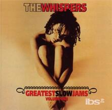 Greatest Slow Jams - CD Audio di Whispers