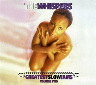 Greatest Slow Jams vol.2 - CD Audio di Whispers