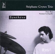 Synthese - CD Audio di Stephanie Crytes