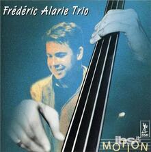 Motion - CD Audio di Frederic Alarie