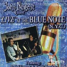 Live At The Blue Note - CD Audio di John Nugent