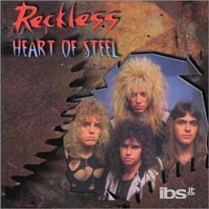 Heart of Steel - CD Audio di Reckless