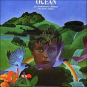 Give Tomorrow's Children - CD Audio di the Ocean