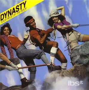 Your Piece of Rock - CD Audio di Dynasty