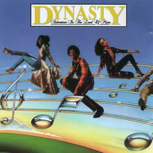 Adventures in the Land - CD Audio di Dynasty
