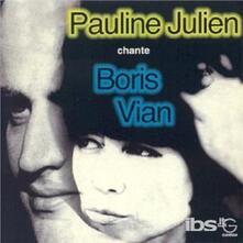 Chante Vian - CD Audio di Pauline Julien