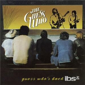 Guess Who's Back - CD Audio di Guess Who