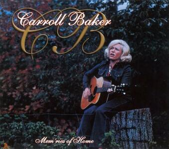 Mem'ries of Home - CD Audio di Carroll Baker