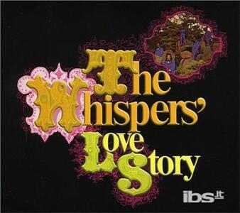 Love Story - CD Audio di Whispers