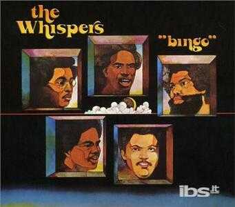 Bingo - CD Audio di Whispers