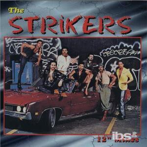 12' Mixes - CD Audio di Strikers
