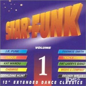 Star Funk vol.1 - CD Audio