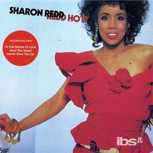 Redd Hot - CD Audio di Sharon Redd