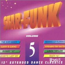 Star Funk vol.5 - CD Audio