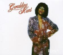 Can't Fake the Feeling - CD Audio di Geraldine Hunt