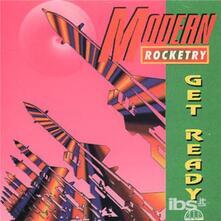 Get Ready - CD Audio di Modern Rocketry