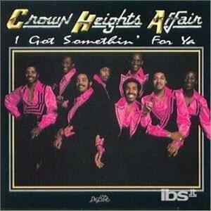 Think Positive - CD Audio di Crown Heights Affair
