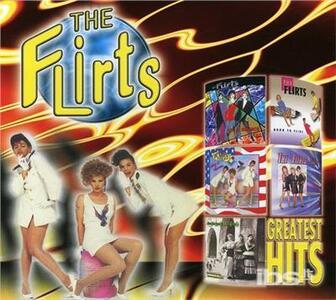 Greatest Hits - CD Audio di Flirts