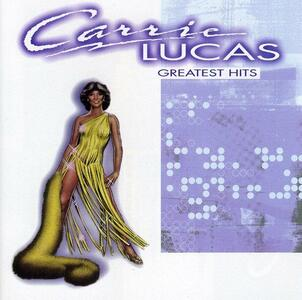 Greatest Hits - CD Audio di Carrie Lucas