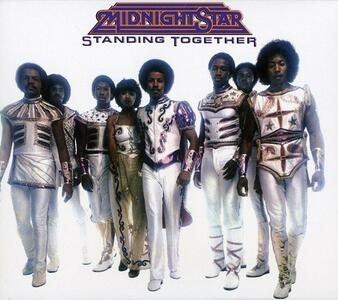 Standing Together - CD Audio di Midnight Star