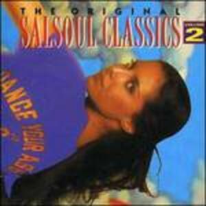 Salsoul Classics vol.2 - CD Audio