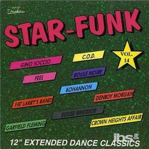 Star Funk vol.14 - CD Audio