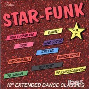 Star Funk vol.17 - CD Audio