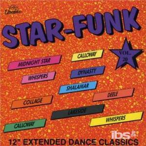 Star Funk vol.20 - CD Audio