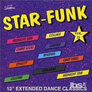 Star Funk vol.21 - CD Audio