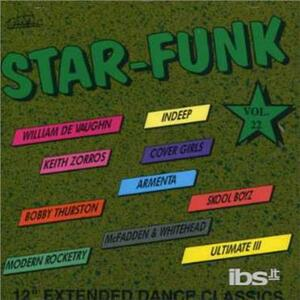 Star Funk vol.22 - CD Audio