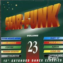 Star Funk vol.23 - CD Audio