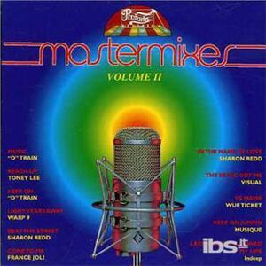 Prelude's Mastermixes 2 - CD Audio