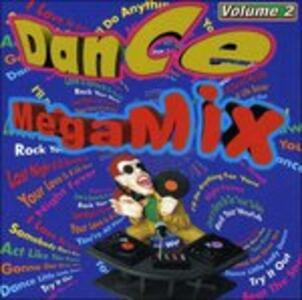 Dance Megamix vol.2 - CD Audio