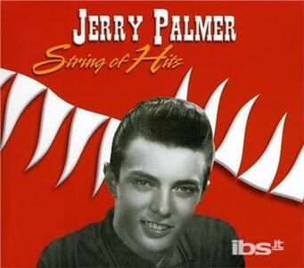 Swing Of Hits - CD Audio di Jerry Palmer