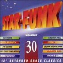 Star Funk vol.30 - CD Audio